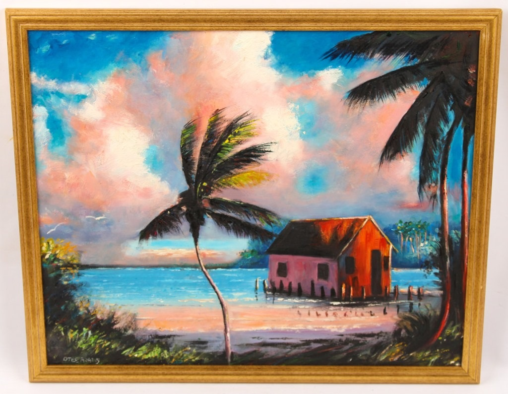 Florida Highwaymen Art Auction - Buy, Sell, Collect