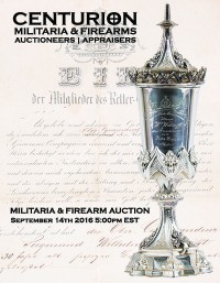 Firearm & Military Collectibles Auction - Antique, Modern & Military Arms