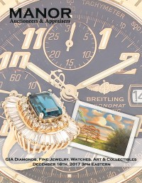 Fine Diamond Estate Jewelry, GIA Diamond, Timepiece, Art & Collectible