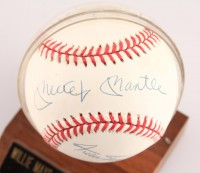 Hobby Auction - Autographs, Baseball, Razors & Shaving, Trains