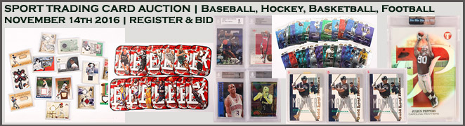 Collector Sport Trading Card Auction Absolute