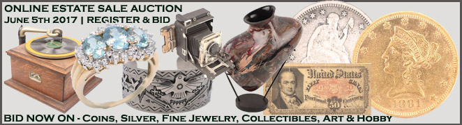 Online Florida Estate Sale Fine Jewelry Sterling Silver Art Hobby Collectibles June 2017 FSB