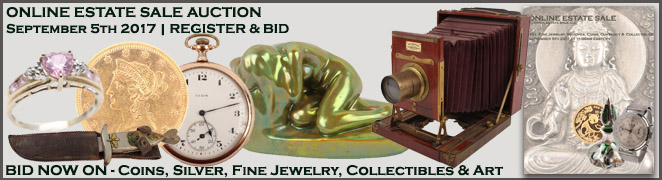 Online Florida Estate Sale Fine Jewelry Sterling Silver Art Hobby Collectibles September 5th 2017